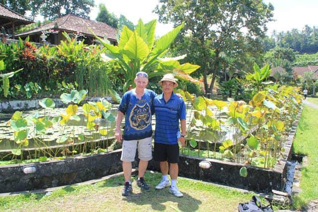 guide indonésien pour découvrir bali