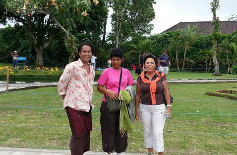 circuit en indonésie entre amies
