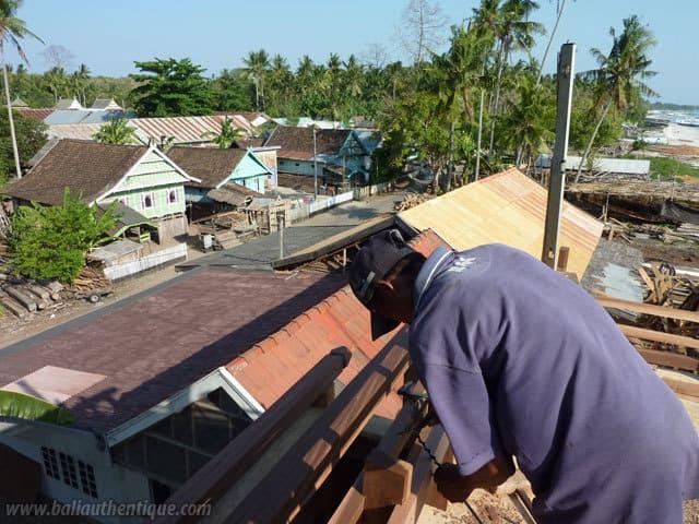 construction bateau sulawesi tradition