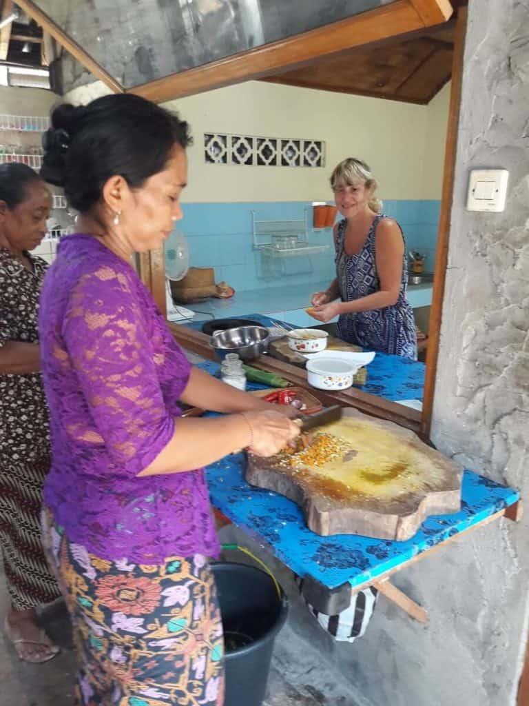cours cuisine balinaise