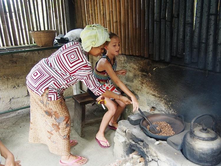 cours de cuisine bali nourriture locale