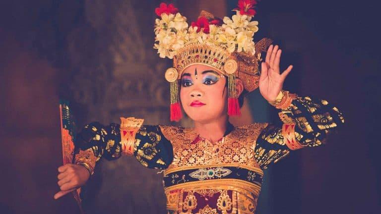 danses balinaises culture indonésienne