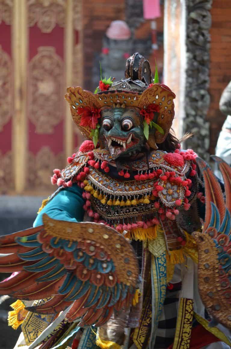danse locale balinaise culture bali