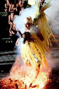 Kecak Bali danse indonésie