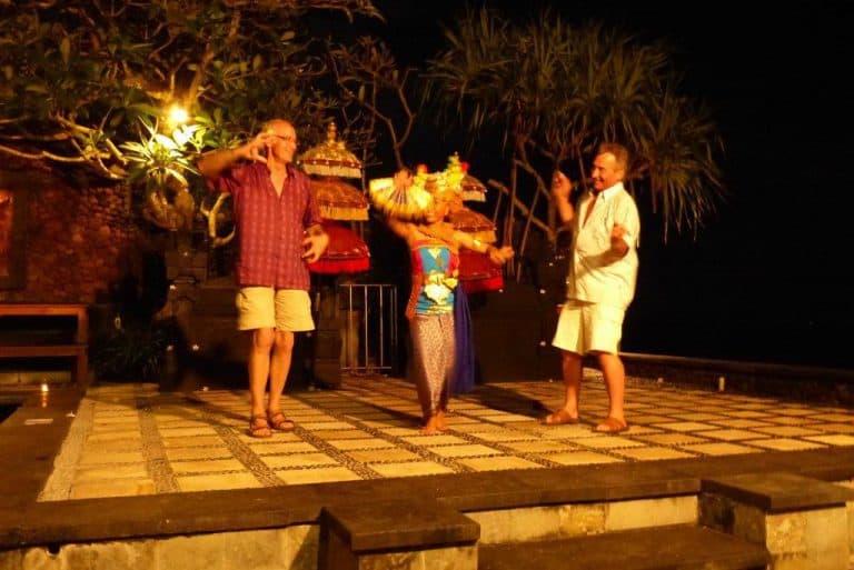 danse traditionnelle tourisme indonésie