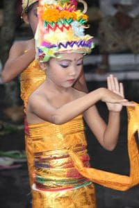 cours danse balinaise indonésie