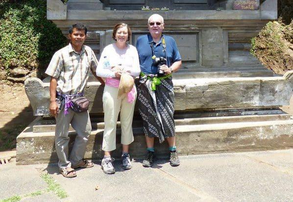 voyage organisé bali guide francophone