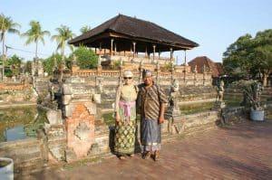 Temple à découvrir île des Dieux