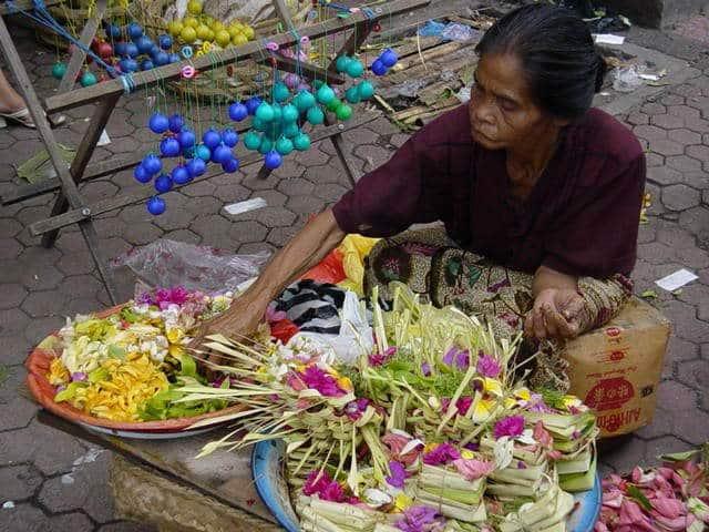découverte du marché de gianyar bali