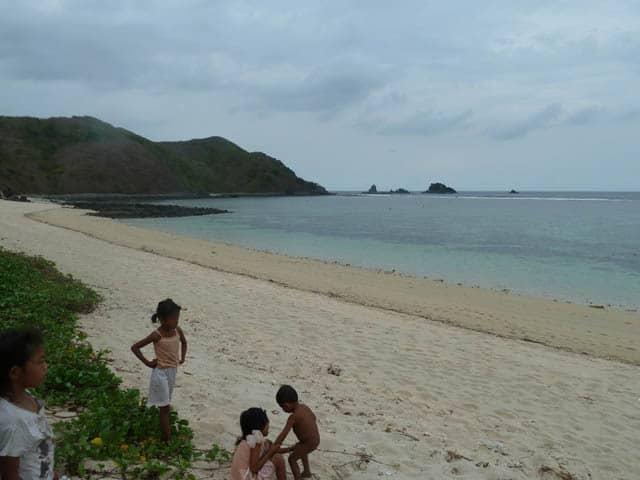 découvrir kuta lombok famille vacances