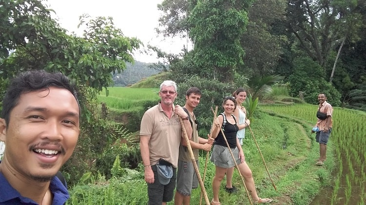 voyage en famille à bali indonésie