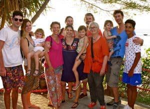 vacances en famille à bali indonésie