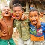enfants sumba smile village rencontre
