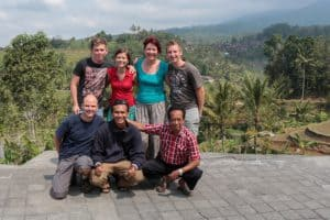 bali en famille voyage familial indonésie