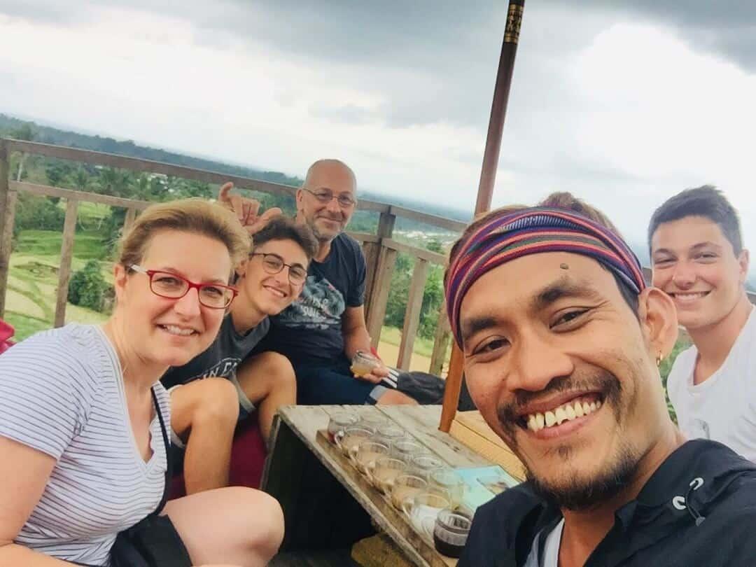 famille guide francophone bali indonesie