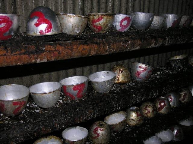 ferme de caoutchouc java decouverte travail traditionnel