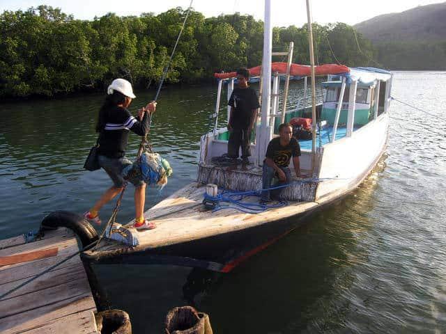 flores bateau decouverte indonesie
