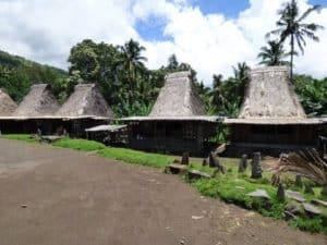flores indonesie village traditionel maison