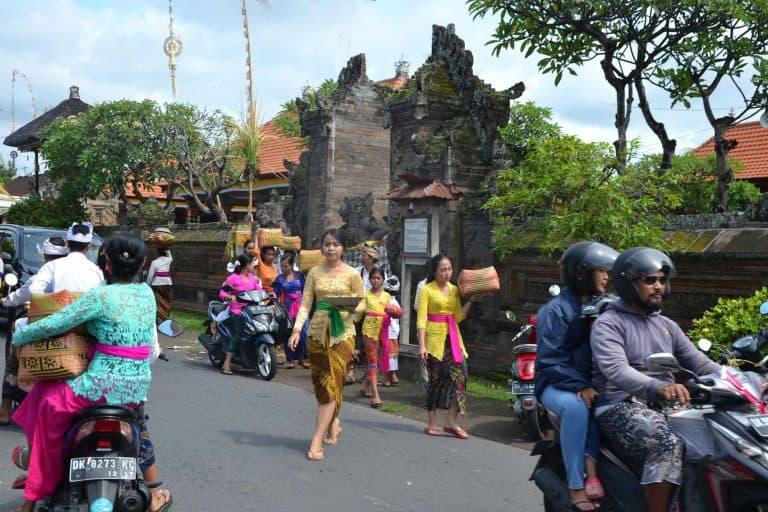 galungan bali indonesie culture