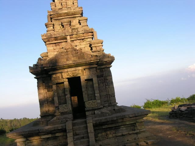 gedong songo temples java