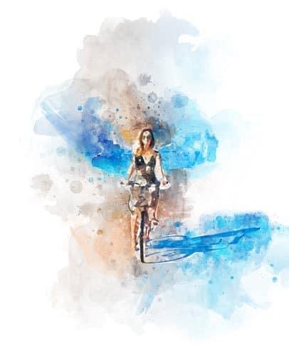 Gili Air vélo