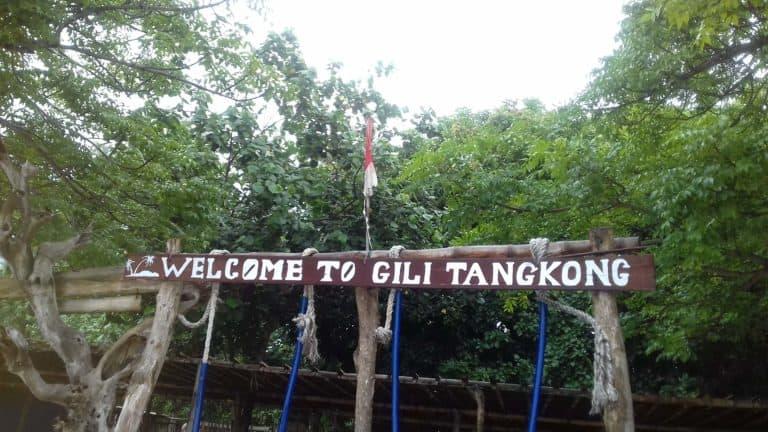 gili tangkong