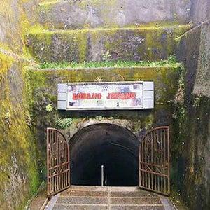 Gili Trawangan bunker japonais
