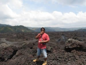 Guide Bali Authentique mount Batur