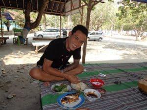 guide francophone circuit indonésie