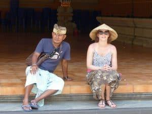 guide balinais francophone circuit tourisme