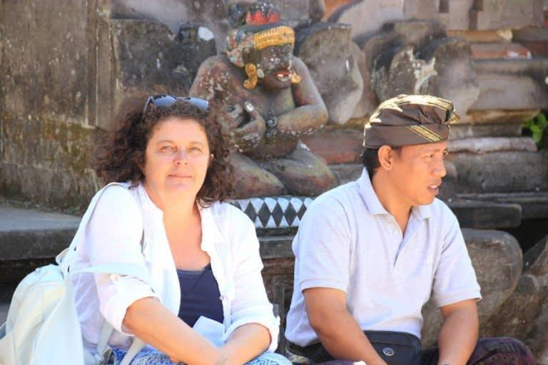 agence de voyage bali guide francophone