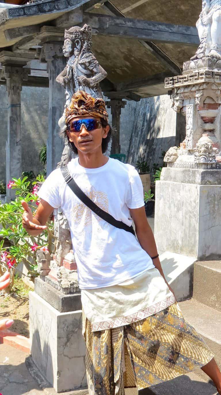 guide Burhan Baliauthentique