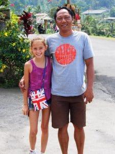 rencontre guide francophone balinais