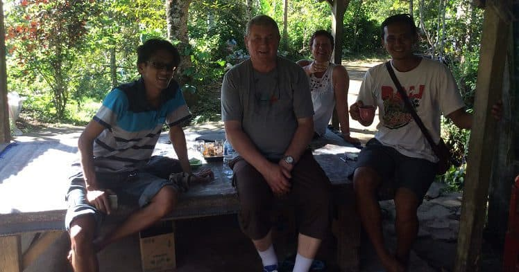 tourisme indonésie circuit voyage