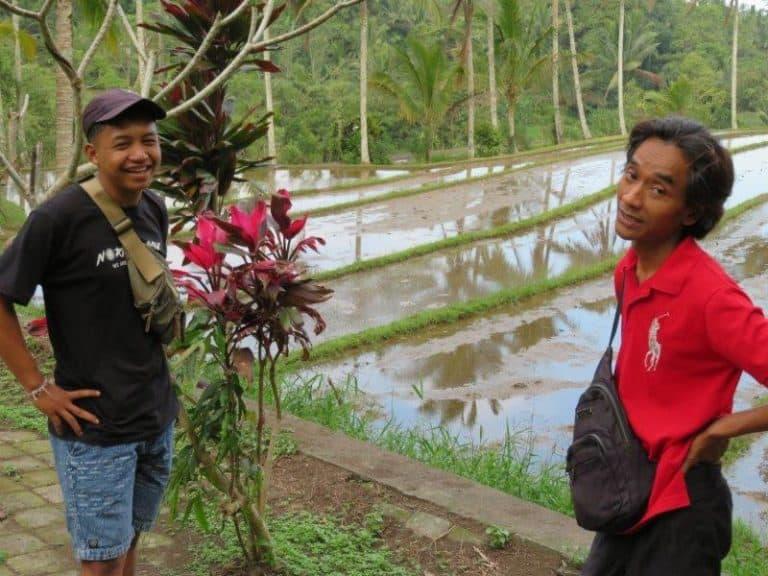 guides locaux bali indonesie