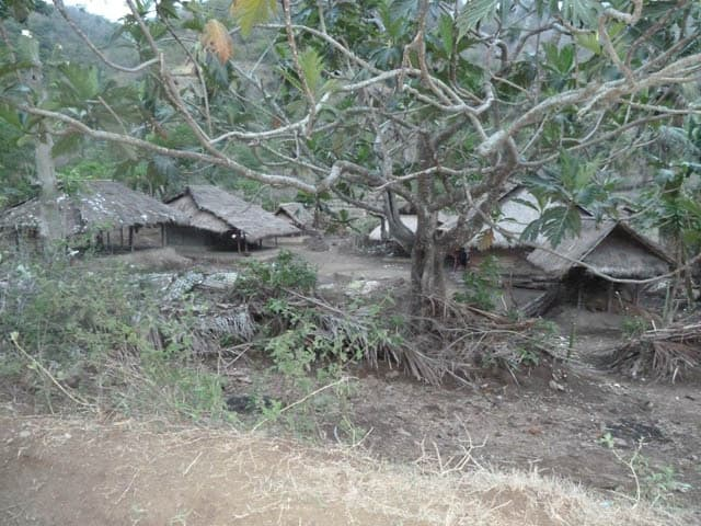 habitation traditionnelle ile lombok