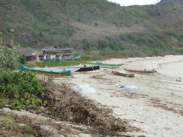 habitation traditionnelle lombok découverte