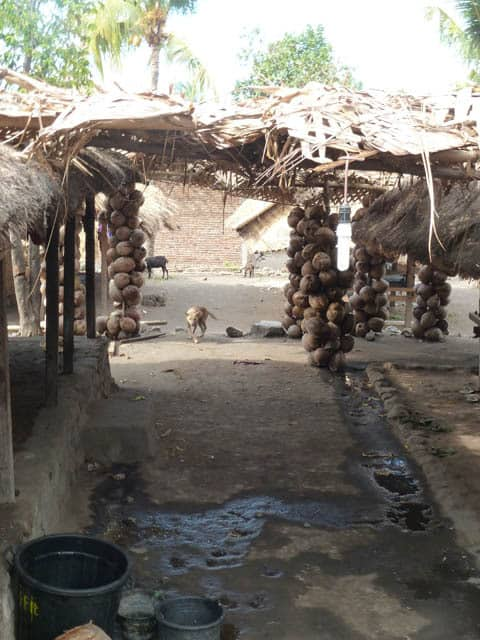 habitation traditionnelle lombok voyage