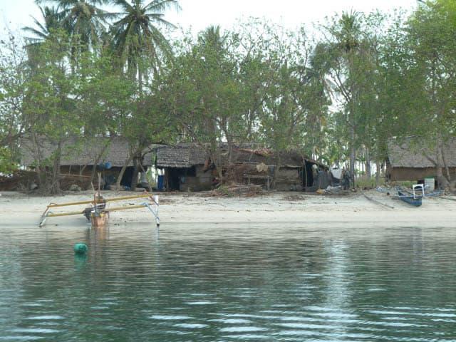 habitation traditionnelle lombok