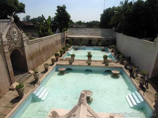 harem palais sultan jogyakarta city