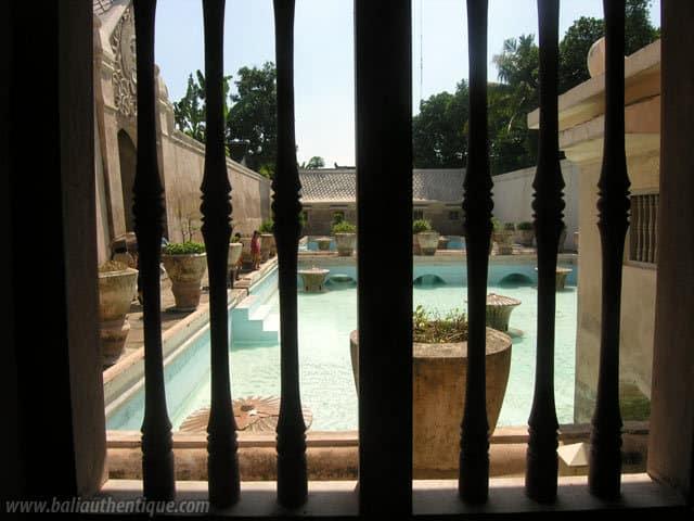 harem palais sultan jogyakarta