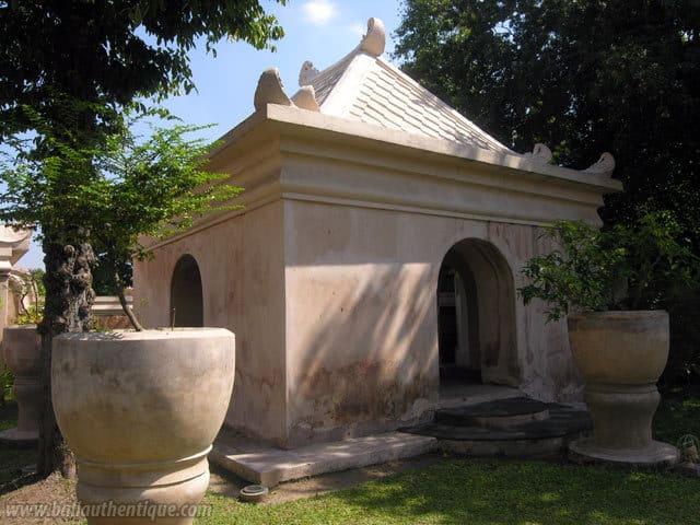 harem sultan jogyakarta découverte