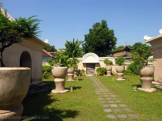 harem sultan jogyakarta indonesie