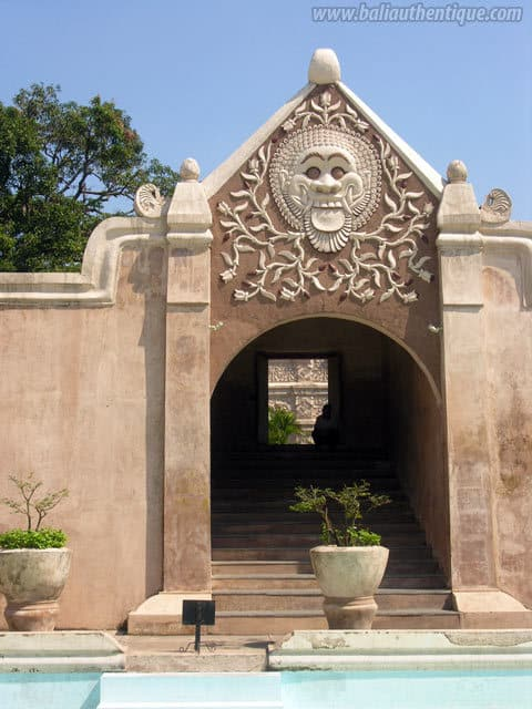 harem sultan jogyakarta monument historique