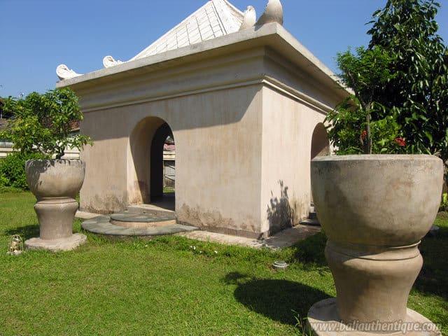 harem sultan jogyakarta visite