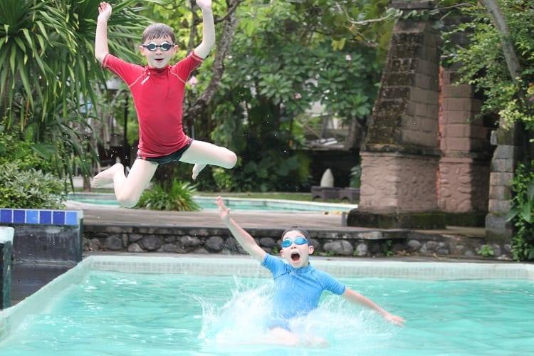 l'indonésie en famille avec jeunes enfants