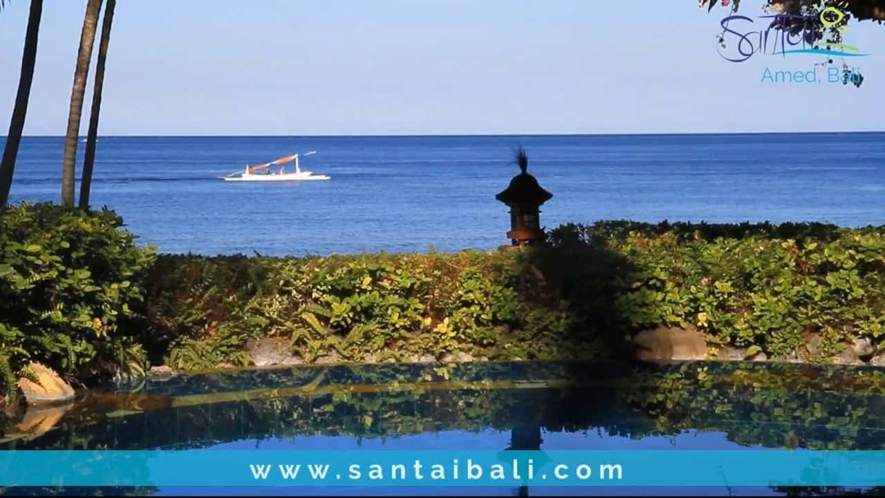 hotel Bai Amed vue ocean