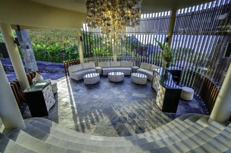 hotel bali amed lobby