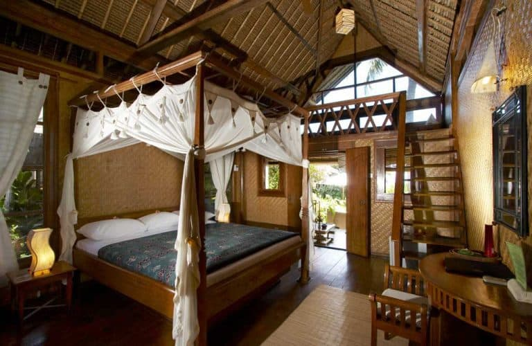 hotel Bali Amed chambre principale