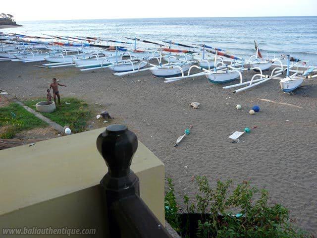 hotel bali amed plage